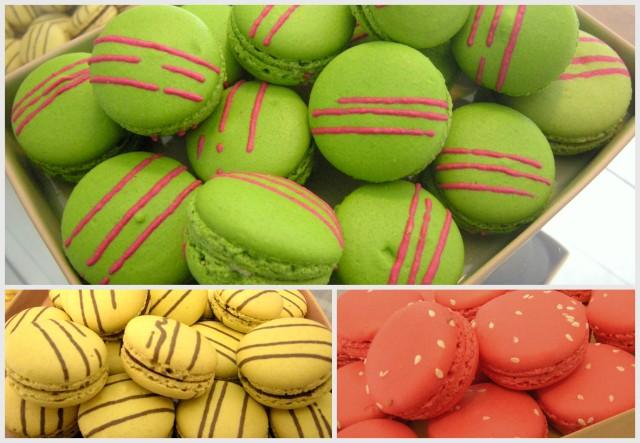 Macarons-Victors Fotos